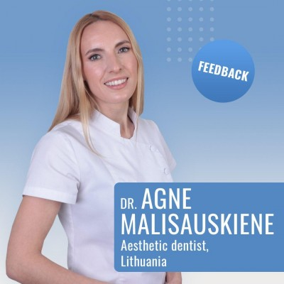 Feedback DR.AGNE MALISAUSKIENE